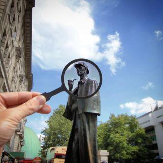 Sherlock Holmes. Londres