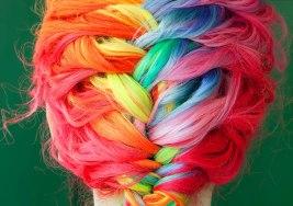 Guía para Teñirse el pelo y destacar entre la multitud.