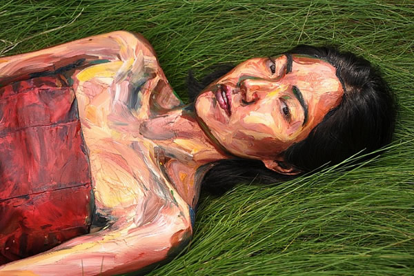 Body Art realista