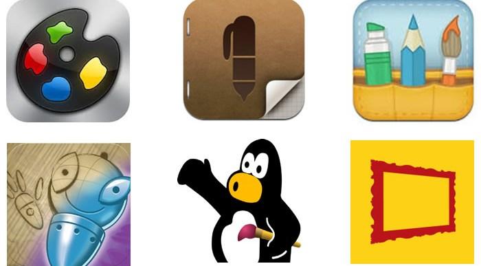 Apps para dibujar.