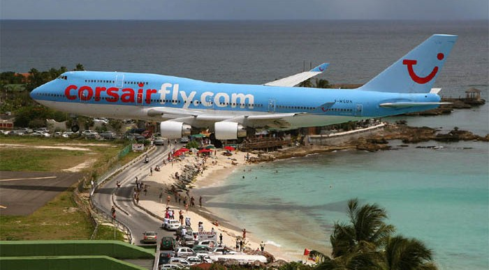 ¿Sabes cuál es el atractivo de esta playa en el Caribe?