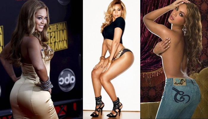 Beyoncé Trasero.