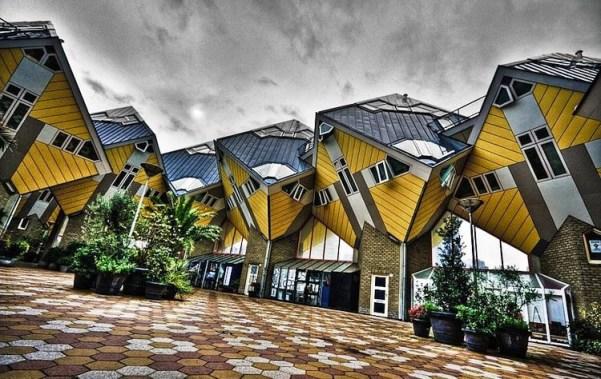 Cubics House.