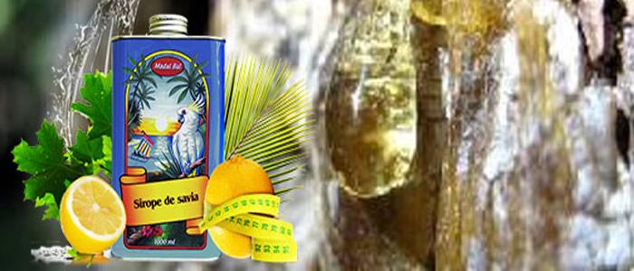 Dieta Sirope de Savia y limón
