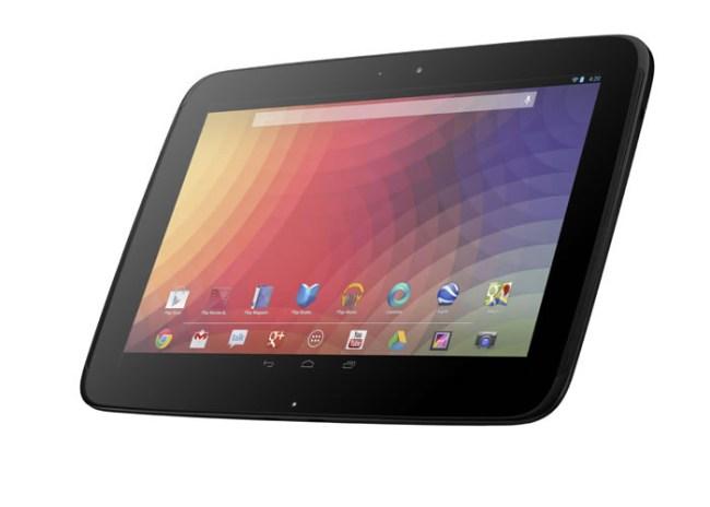 Las mejores Tablets del mercado.Tablet Google Nexus 10
