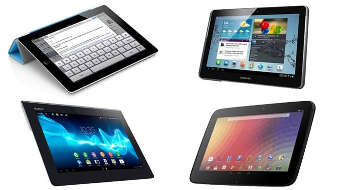 Las mejores Tablets del mercado.
