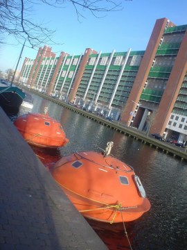 Hotel de Supervivencia en Holanda.