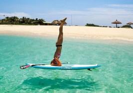 Ocean Pilates. Lo último en Deportes de Verano.