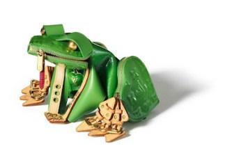 Rana Louis Vuitton por Billie Achilleos