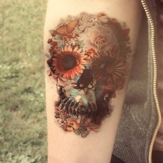 Tatuajes clásicos renovados