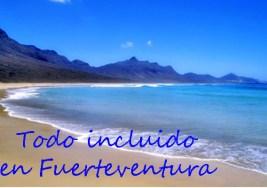 Hoteles Todo Incluido en Fuerteventura.