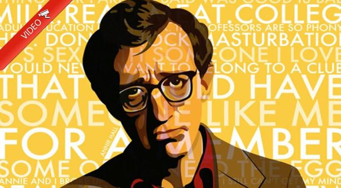 Woody Allen contra las cuerdas.