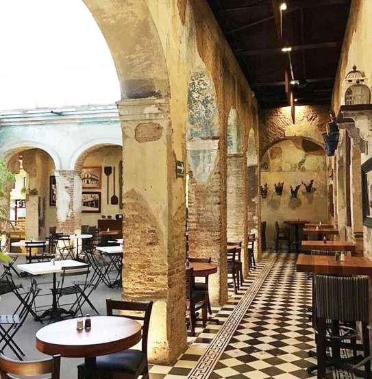 San Martin Centro Historico interior