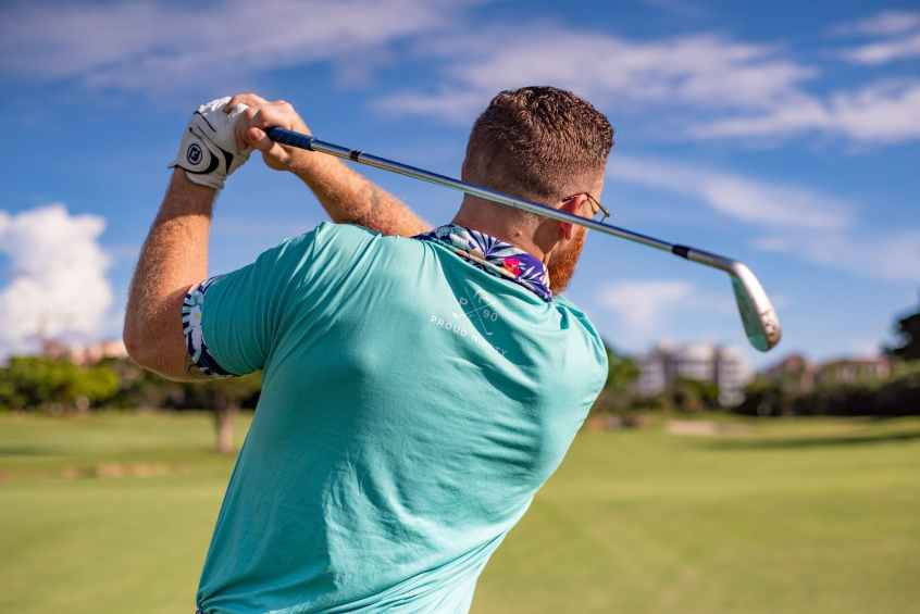 golf and lower back pain