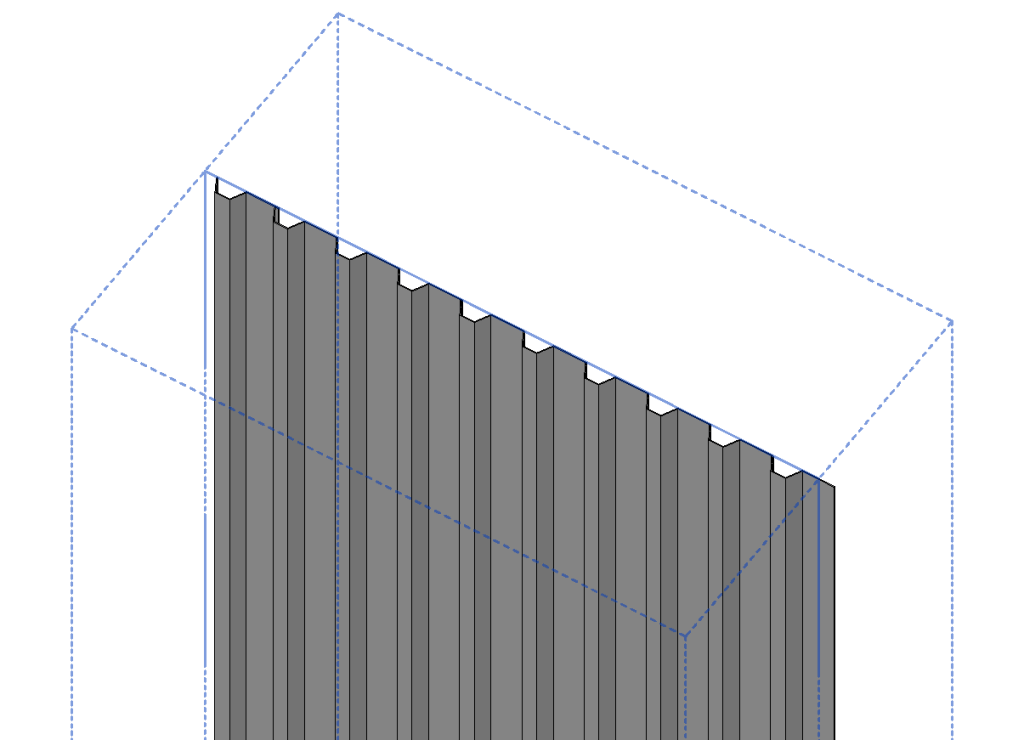 metal sheet cladding