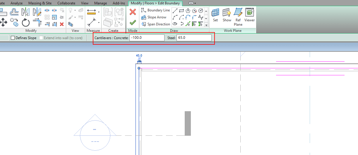 Revit Structural Decking
