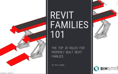 Revit Family Guidelines