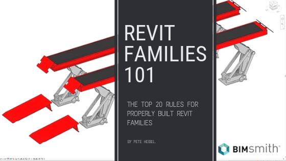Revit Family Guidelines