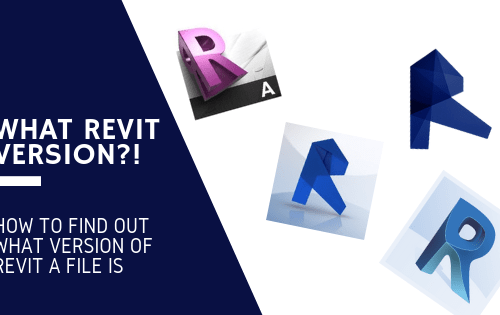 What Version Of Revit