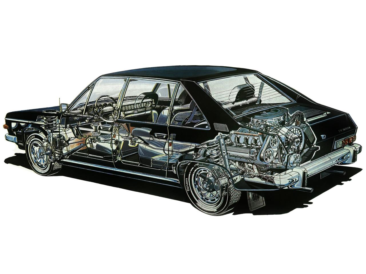 air cooled engine diagram