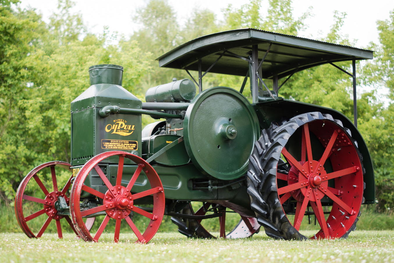 Advance Rumely Oil Pull For Sale