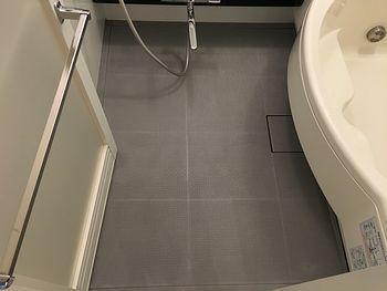 カラリ床掃除