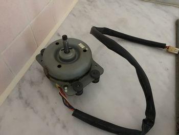 換気扇モーター