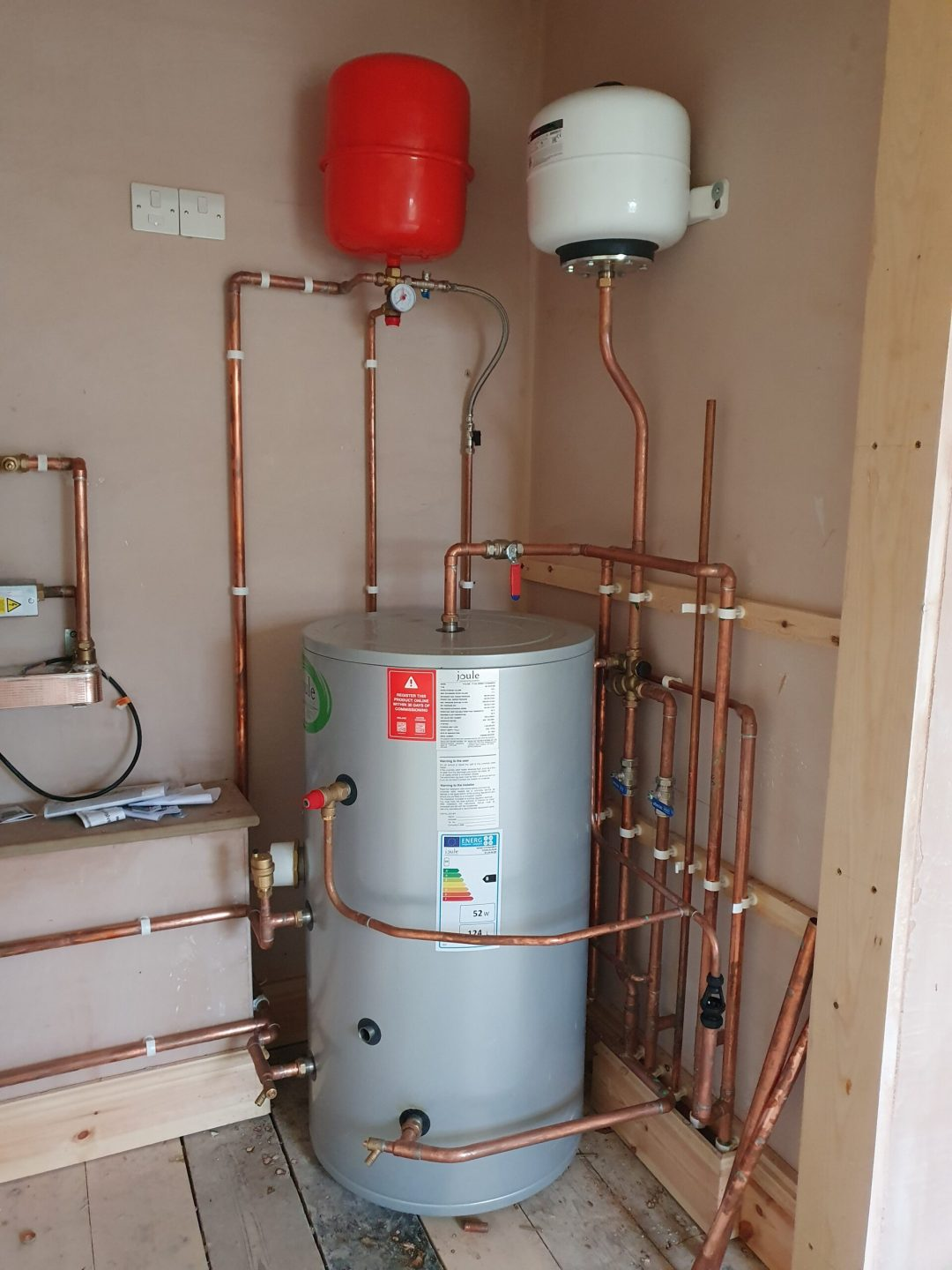 New Heating System