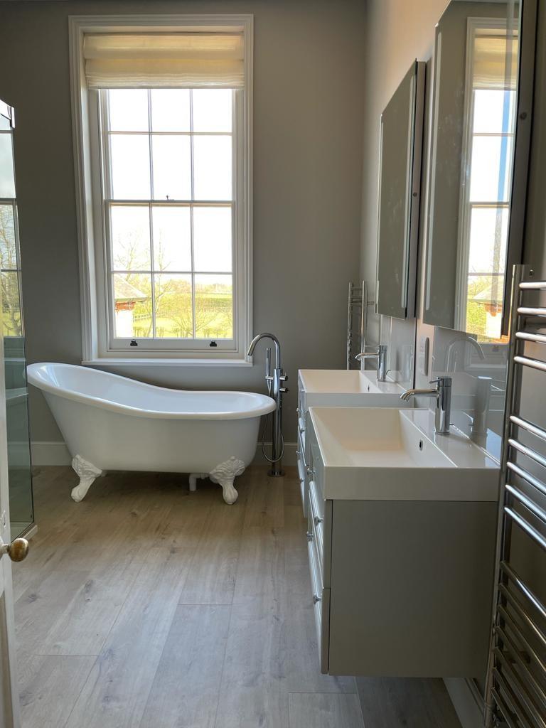 Friston Hall Bathroom Master Suite