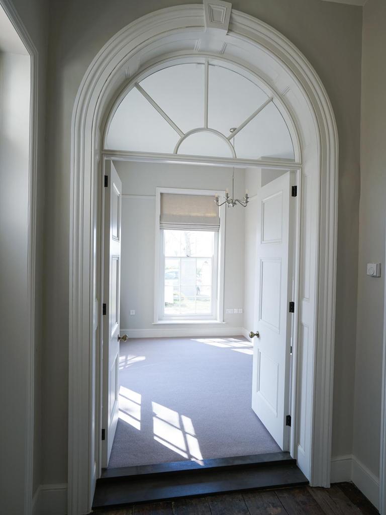 Friston Hall Lounge Door