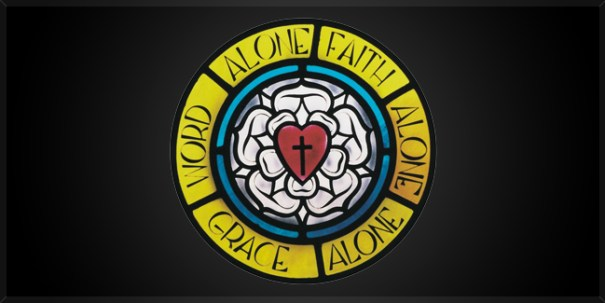 The Reformation Solas: Scripture Alone. Grace Alone. Faith Alone.