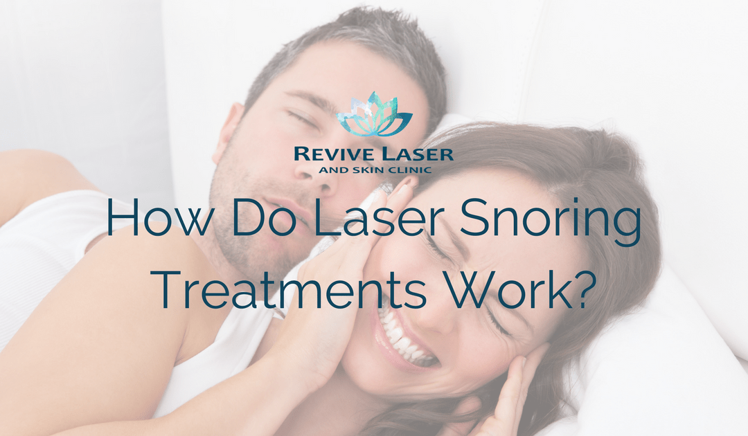 How Does A Laser Treatment Affect Snoring?