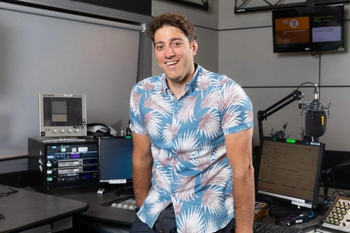 BBC2 Radio Presenter OJ Borg