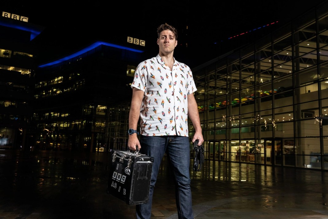 BBC Radio Presenter OJ Borg