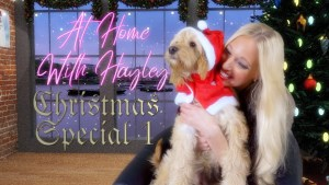 At home With Hayley Christmas