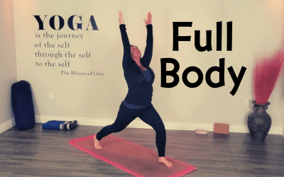 Full Body Yoga Quickie (All Levels)