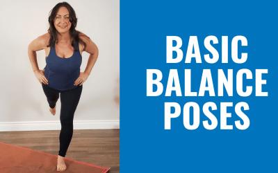 Basic Balance Poses