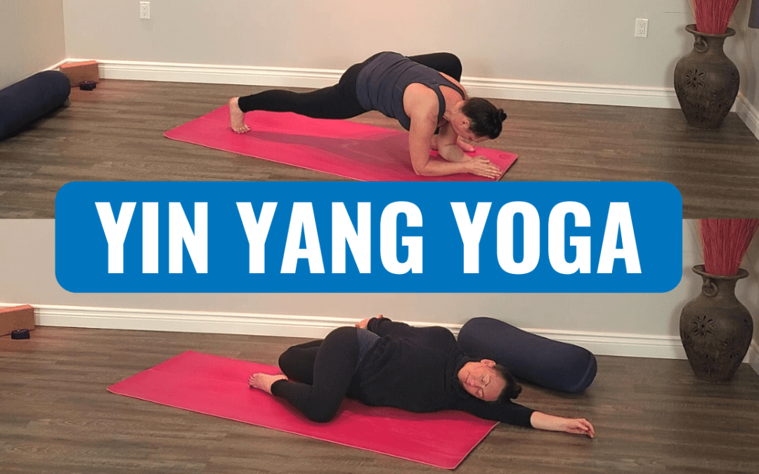 Yin Yang Yoga Class (All Levels)