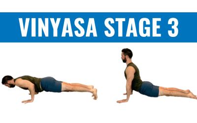 Vinyasa Basics Stage 3