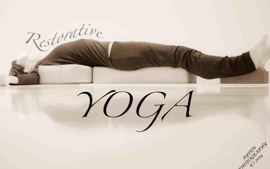 Vorteile von Restorative Yoga