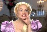 Lindsay-Lohan-as-Rapunzel cosplay