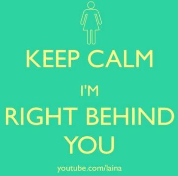 OAG Keep Calm
