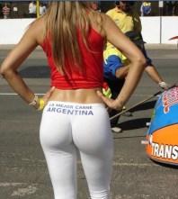 racing yoga pants
