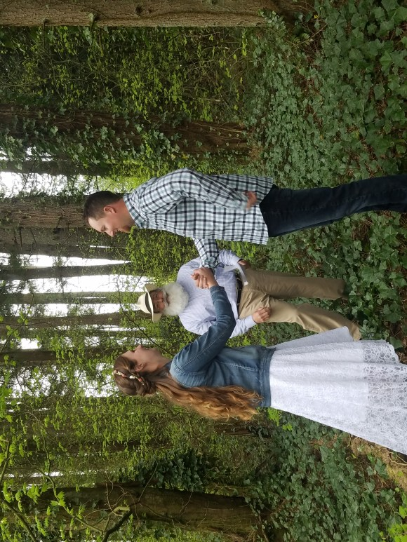 A Back Forty Elopement with Reverend Jim Beidle