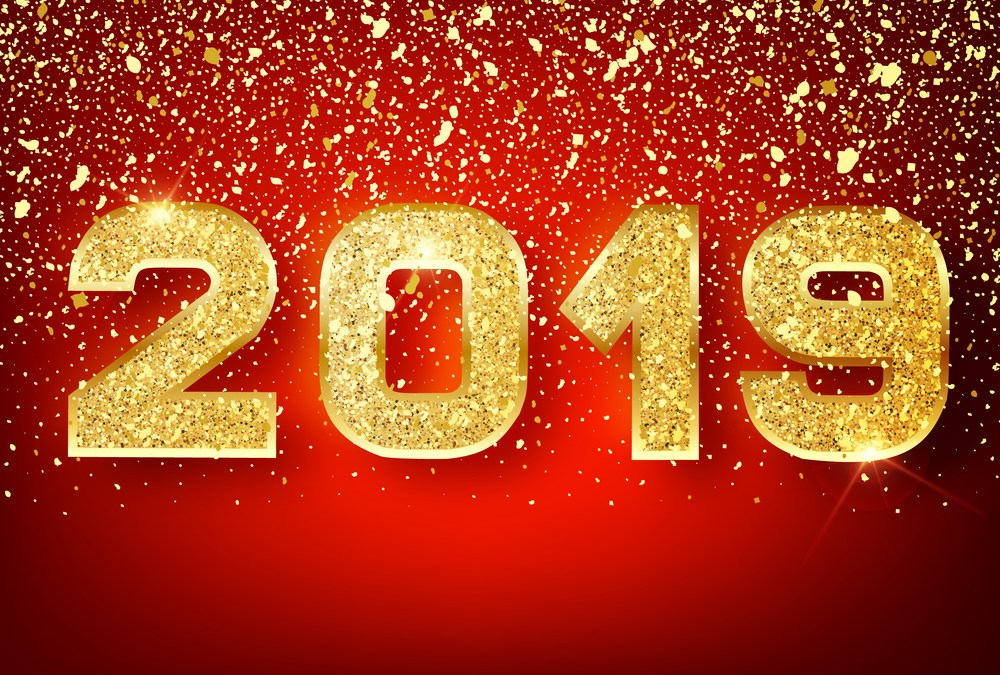 Happy New Year! Wishing You A Prosperous 2019.