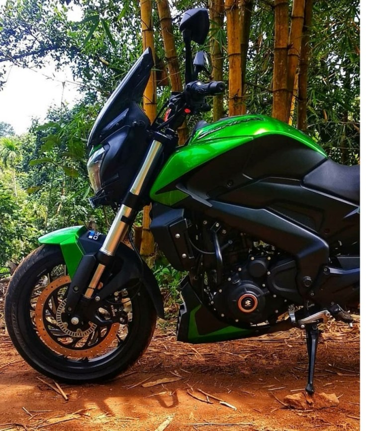 New Bajaj Dominar 200
