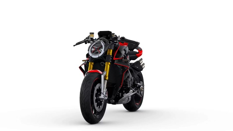 2020 MV Agusta Brutale 1000 RR Revealed