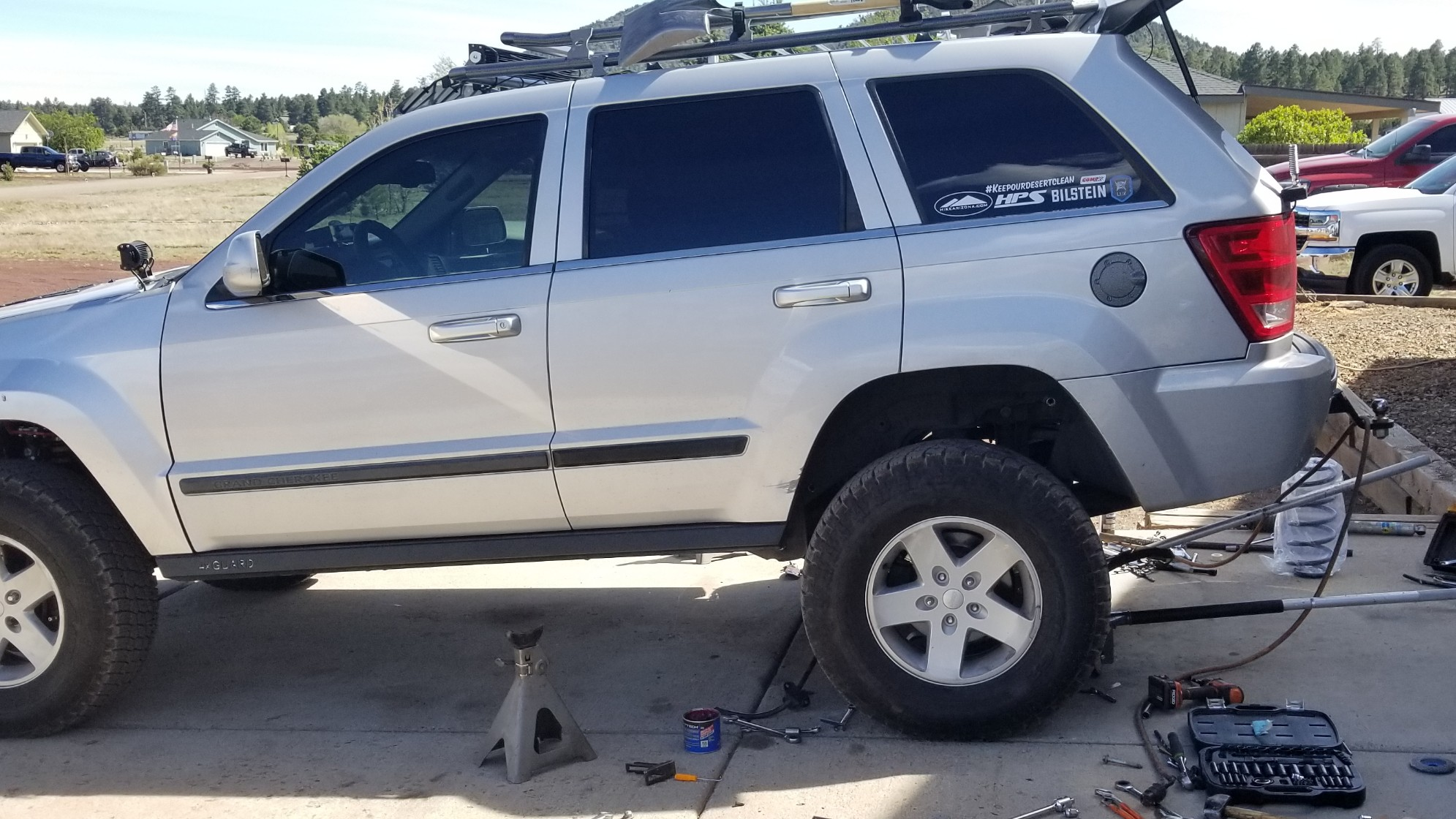 medium resolution of 2006 jeep grand cherokee wk limited 4wd 4dr 4x4