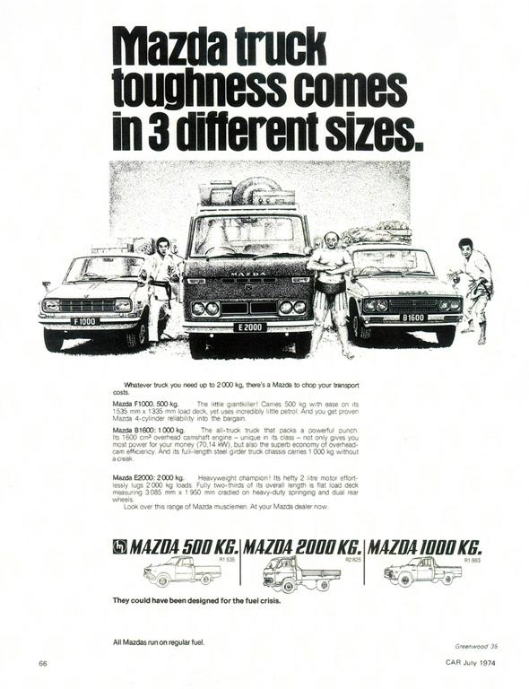 Vintage Mazda Ads- part 2 — revlimiter.net