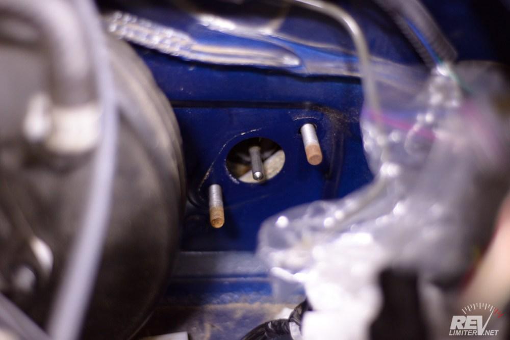 medium resolution of remove the master cylinder